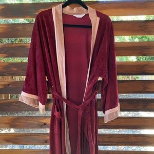 Vintage Christian Dior Robe